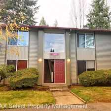 Rental info for 17533 151st Ave SE Unit 8-6 in the Fairwood area