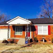 Rental info for 4249 NW 16th St in the Musgrave-Pennington area