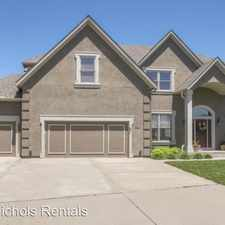 Rental info for 8606 N Oakland in the Kansas City area