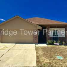 Rental info for 7978 Los Alamitos Lane in the Fort Worth area