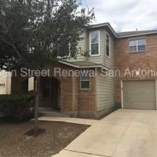 Rental info for Spacious and Upgraded Home. in the San Antonio area