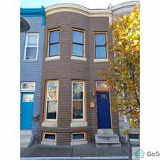 Rental info for 3 Bedroom 1 Bath Newly Renovated in the Baltimore area
