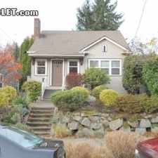 Rental info for $2695 3 bedroom Apartment in University District in the Seattle area