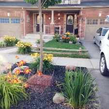 Rental info for Gorgeous Spacious Ajax (Whole House Rental) Near the lake!- 2600sqft of Living Space! Avail.Feb.1 in the Ajax area