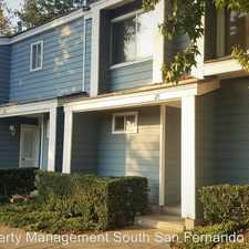 Rental info for 15735 Nordhoff Street Unit #25 in the Los Angeles area