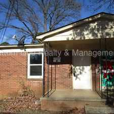 Rental info for 2 Bedroom Duplex Ready for Rent! in the Charlotte area