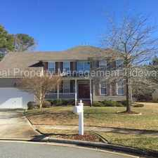 Rental info for GORGEOUS 5 BEDROOM HOME FOR RENT OFF OF OLD MILL ROAD!! in the Chesapeake area