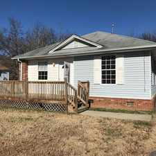 Rental info for 3174 Fraley Church Rd
