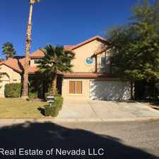 Rental info for 3038 Nordoff Cir in the Henderson area