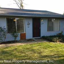 Rental info for 5294 NE 74th Ave in the Cully area