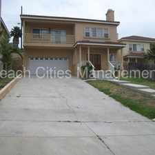 Rental info for Charming 4 Bedroom in a Peaceful Neighborhood. in the Los Angeles area