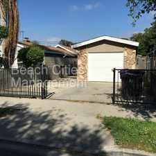Rental info for House located in Long Beach with Garage! in the Upper Westside area