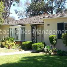Rental info for Adorable Home located in California Heights! Ready Soon! in the Long Beach area