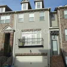 Rental info for STUNNING TOCO HILLS Condo!! Built 2016!! in the Atlanta area