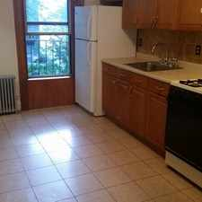 Rental info for 682 President St #3 in the New York area