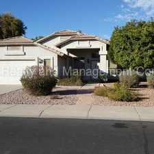 Rental info for Stunning 3 bedroom, 2 bath home with a study and 2 living areas