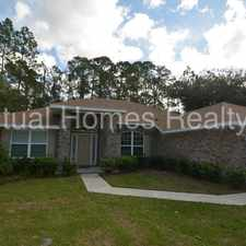 Rental info for beautiful home located in Cypress Knolls