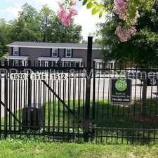 Rental info for Two Bedroom Apt near NoDa and Uptown Charlotte ! in the Belmont area
