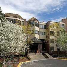 Rental info for 501 Theodore Wirth Parkway Southwirth in the Minneapolis area
