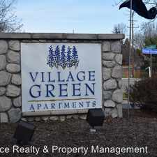 Rental info for 1819 Village Green Boulevard in the Rochester Hills area