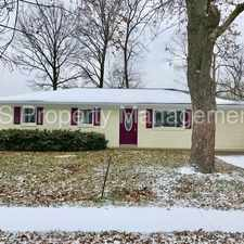 Rental info for Newly Renovated 3 Bedroom 1.5 Bathroom Ranch Style Home Far Eastside Indy! in the Indianapolis area