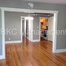 Rental info for Hardwoods, Exposed Brick and Modern Updates in Hyde Park! in the Kansas City area
