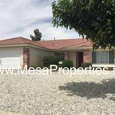 Rental info for 4 Bedroom 2 Bathroom Home in Victorville