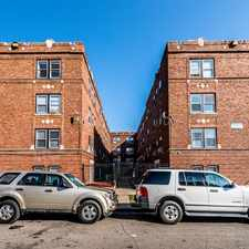 Rental info for 4814 W Monroe in the Chicago area