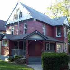 Rental info for 710 Axtell Street in the Kalamazoo area