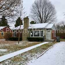 Rental info for Newly Renovated 2 Bedroom 1 Bathroom Ranch Style Home in Warren Township! in the Indianapolis area