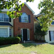 Rental info for 3714 River Ridge Ct