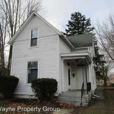 Rental info for 2212 Brooklyn Ave in the Fort Wayne area