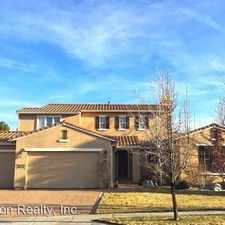 Rental info for 1850 Sun Shadow Ct in the Reno area