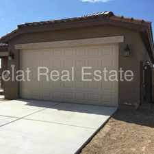 Rental info for Beautiful 3bed 2bath House in San Tan Valley