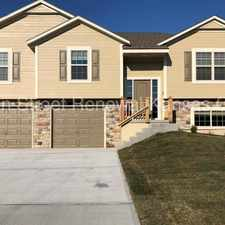 Rental info for Brand New Grain Valley MO Home