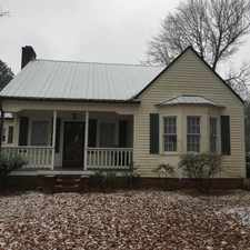 Rental info for 1258 E. SALISBURY ST. in the Asheboro area