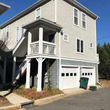 Rental info for 1040 W 1st Street in the Charlotte area