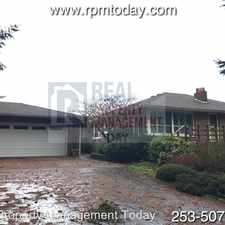 Rental info for 29427 140th Ave SE