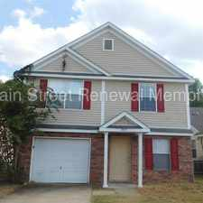 Rental info for 4819 Royal Run Drive in the Memphis area