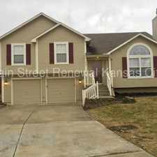 Rental info for Home in Raymore you Don't Want to Miss! in the Raymore area