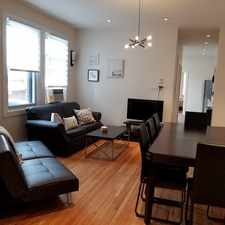 Rental info for 5325 Rue Hutchison in the Outremont area