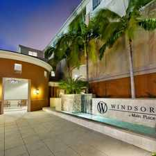 Rental info for Windsor at Main Place in the Irvine area