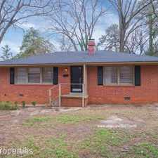 Rental info for 3340 Vermont Drive in the Montgomery area