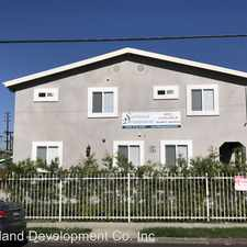 Rental info for 1251 West 35th Street in the Los Angeles area