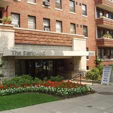 Rental info for The Parkwest