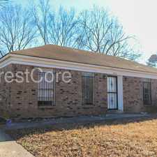 Rental info for 4534 Valley Stream Dr,Memphis,Tennessee,38128 in the Memphis area