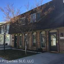 Rental info for 2128 E Georgetown Sq in the East Millcreek area