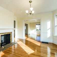 Rental info for Sparhawk St in the Boston area