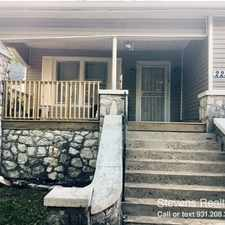 Rental info for 225 N. Germantown Road in the Chattanooga area