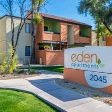 Rental info for Eden Apartments